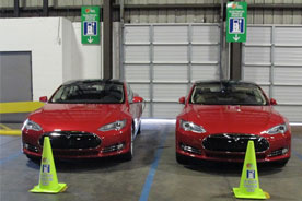 ATL Indoor EV Parking