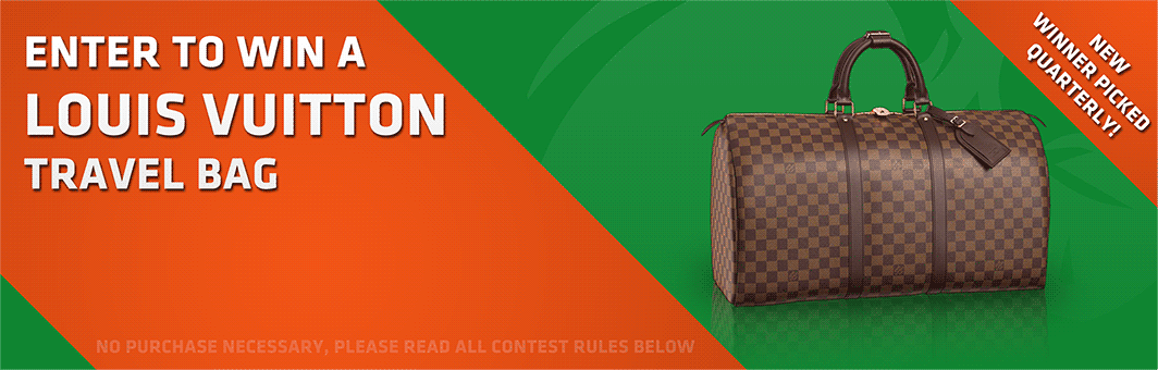 Louis Vuitton Giveaway