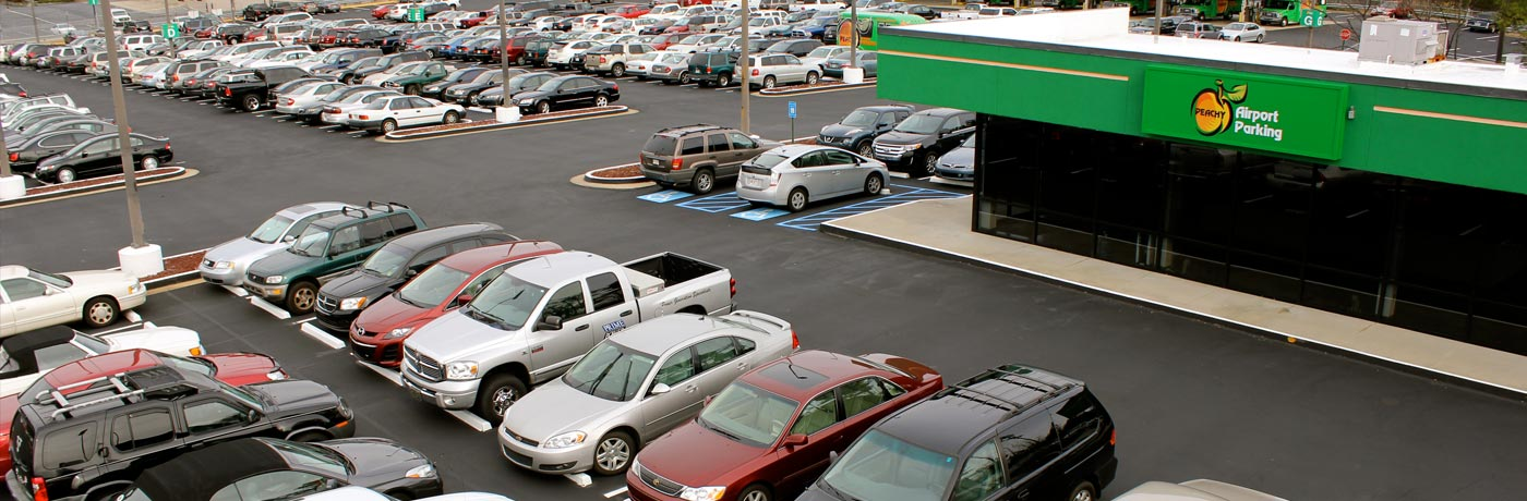 Save time and money with convenient outdoor parking